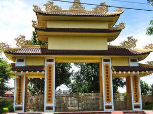 Буддистский Центр в Канберре