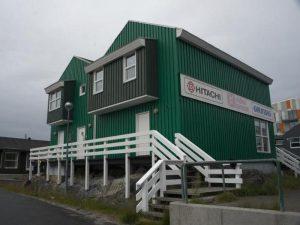 Центр видеотехники в городе Нуук