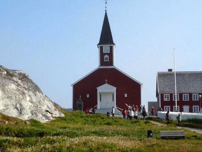 Церковь в Нууке