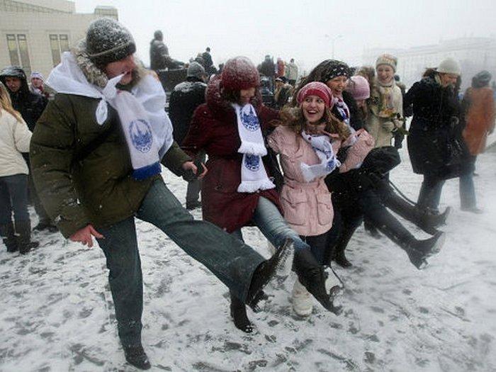 Семь миллионов российских студентов