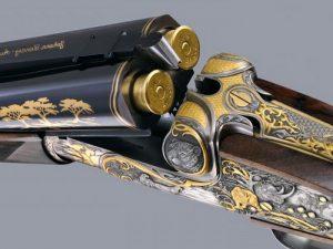 Австрийские ружья Фанзой