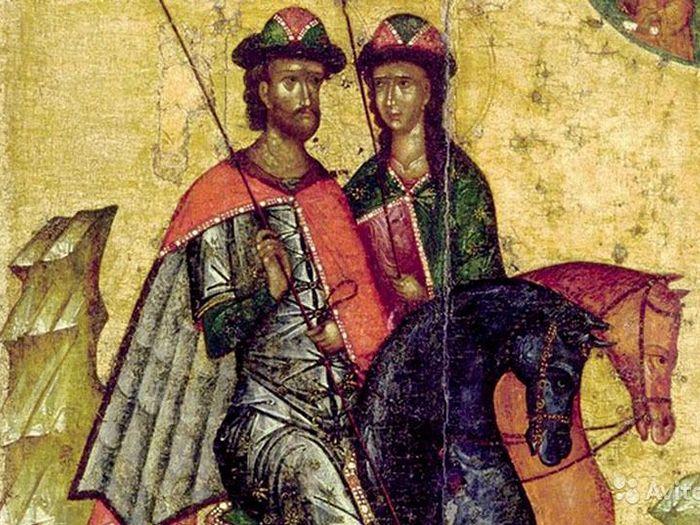 День Бориса и Глеба