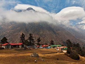Деревня Тенгбоче