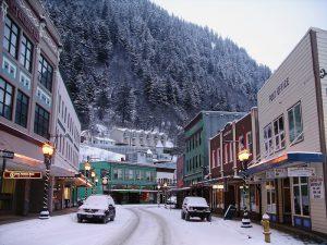 Столица Аляски фото