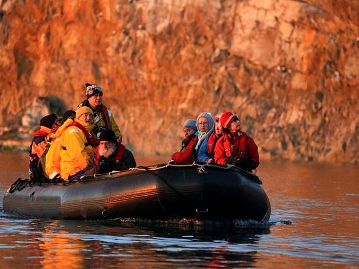 Экологический туризм в Арктике
