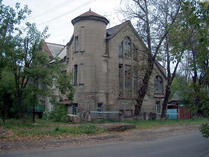 Усадьба А. Дюрингера