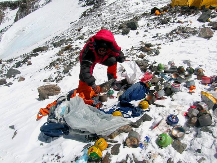 Эверест закрывают от публики