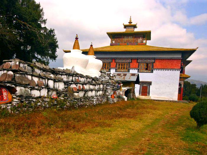 Монастырь Ташидинг