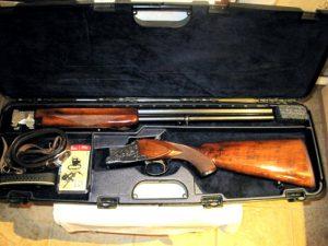 Охотничье ружье Winchester