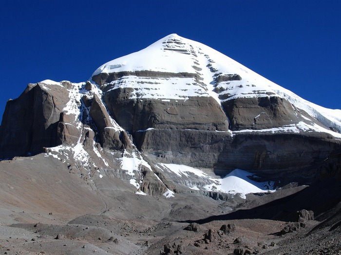 Главная гора Тибета