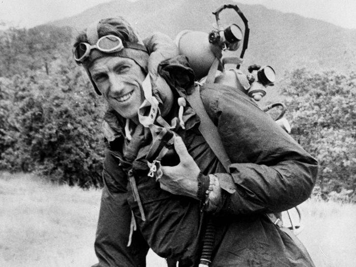 Рассказ Тенцинга Норгея о восхождении на Эверест с Эдмундом Хиллари в 1953 году