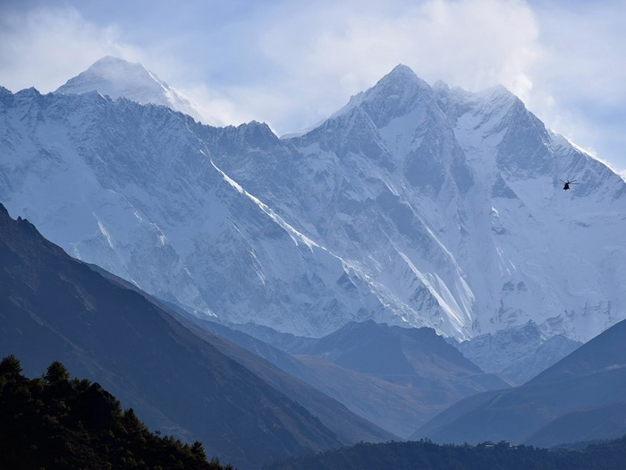Эверест за стеной Нупцзе
