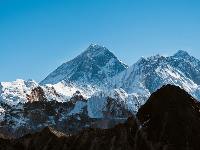 Эверест с Непальской стороны