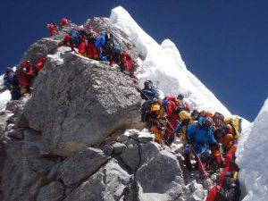Эверест по китайски