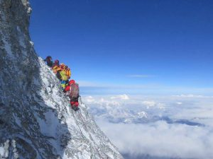 Эверест с севера