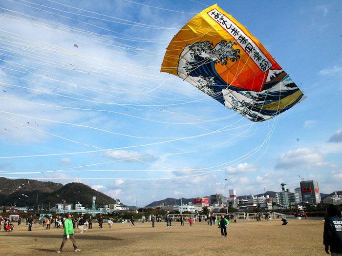 Фестиваль в Японии