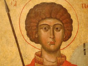 День святого Георгия Победоносца
