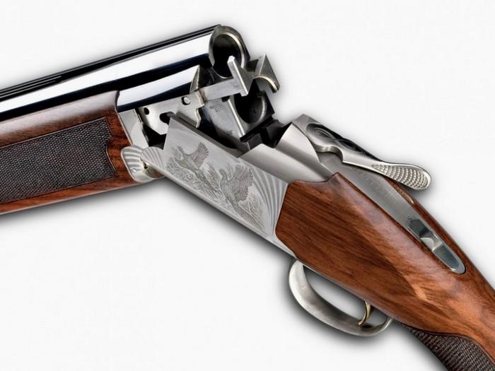 Гладкоствольное ружьё Browning