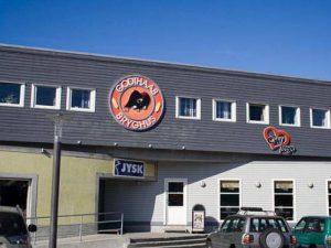 Ресторан Godthaab Bryghus