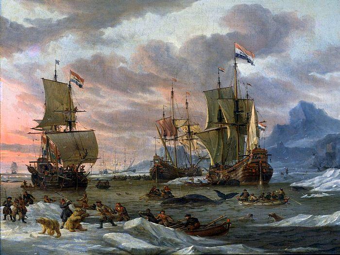 Голландские китобои