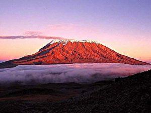 Гора которая сверкает