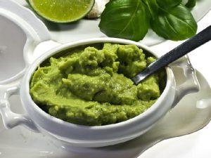 Гуакомоле из авокадо