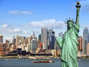 Главная американская статуя