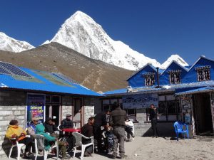 Интернет-кафе в Гималаях