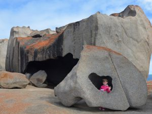 Камни острова кенгуру