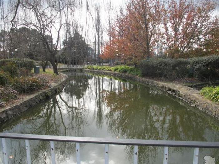 Каналы Канберры