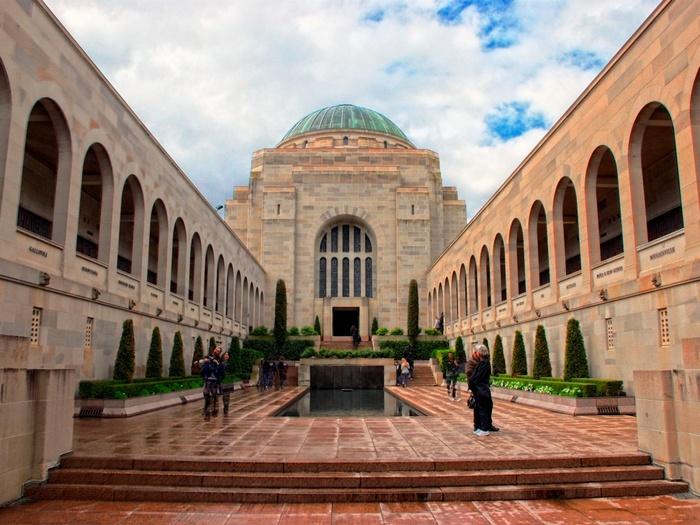 Австралийский-военный-мемориал-в-Канберре-3