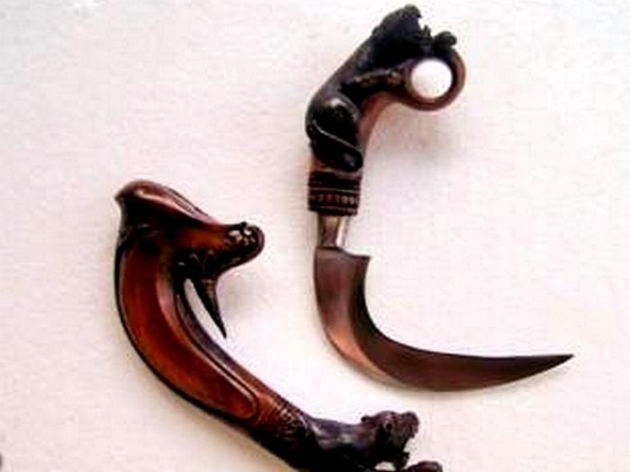 Керамбит Минанг Харимау
