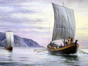 Чукотское море фото