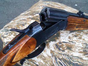 Комбинированная двустволка ИЖ-56-2 Белка