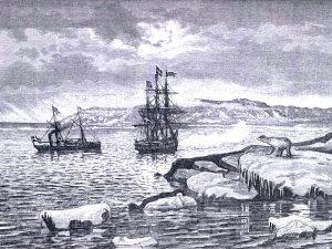 Корабли Витуса Беринга