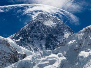 Температура на вершине Эвереста