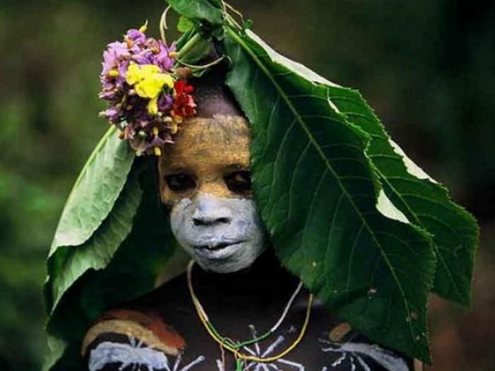 Красавица племени