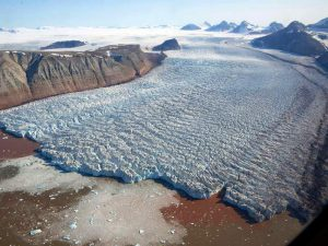 Ледник Кронебрин