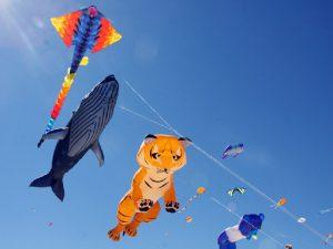 Летающие фигуры