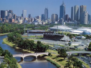 Второй город Австралии
