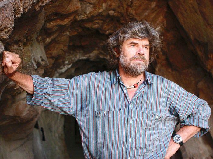 Райнхольд Месснер (Reinhold Messner) - Легенда альпинизма