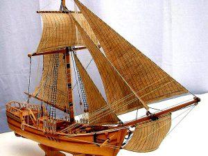 Модель шхербота Иркутск