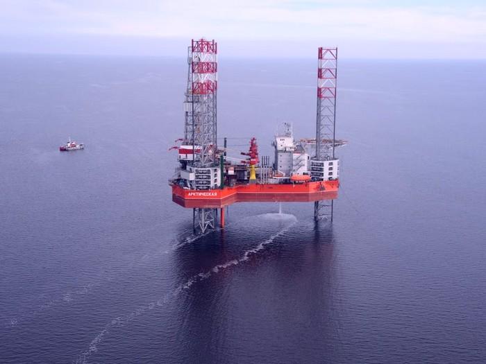 Мурманская нефть