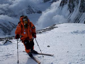 На лыжах с Эвереста