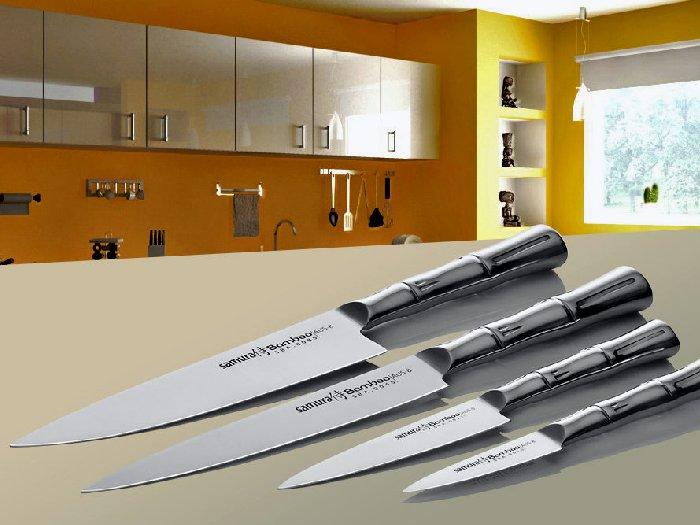 Наборы кухонных ножей