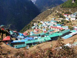 Небольшой поселок