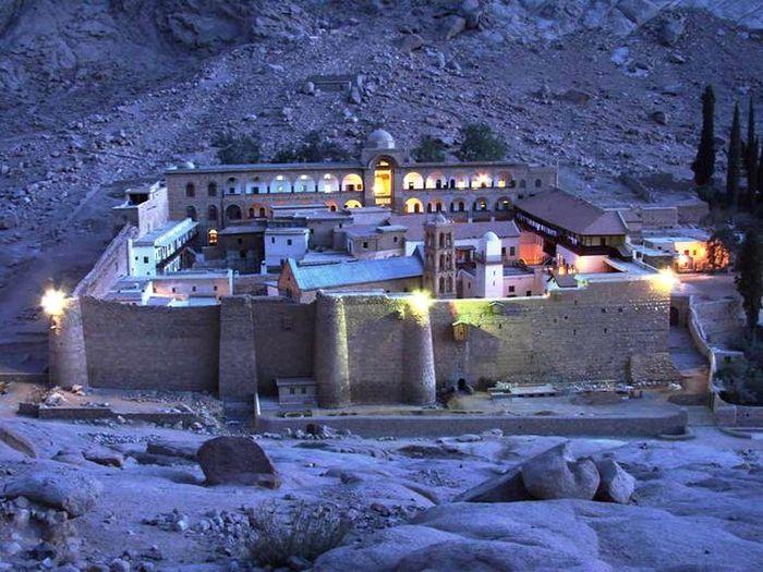 Ночной Синай