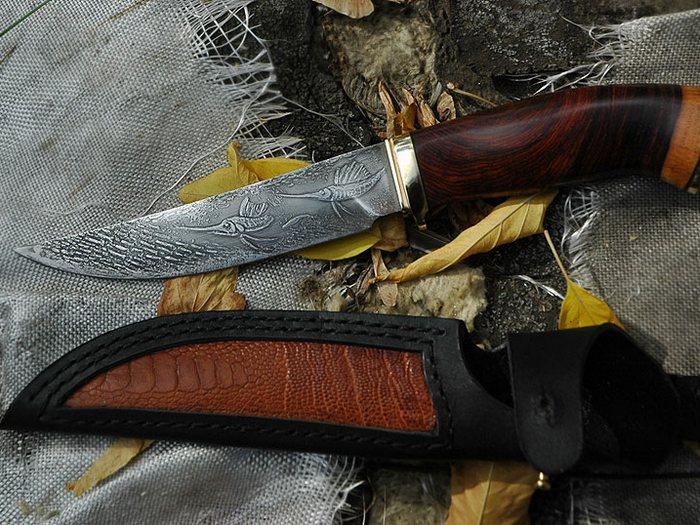 Нож для рыбака