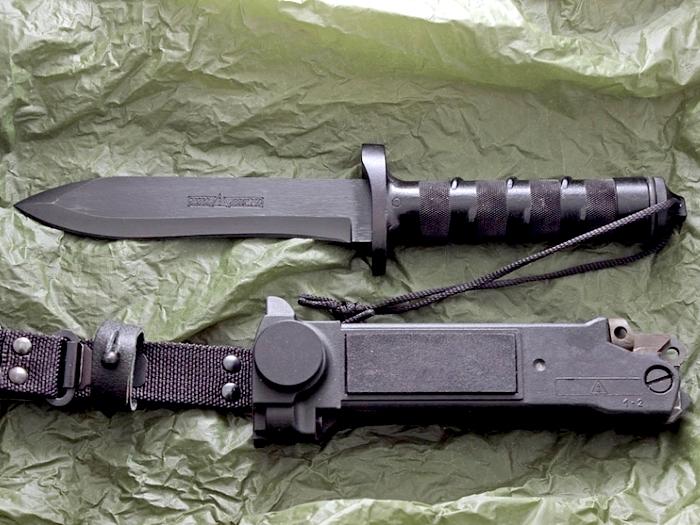 Нож для выживания НВ-1-01