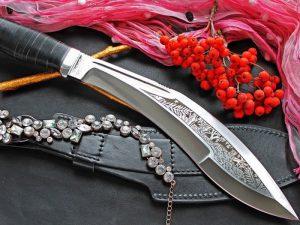 Нож Джунгли кукри